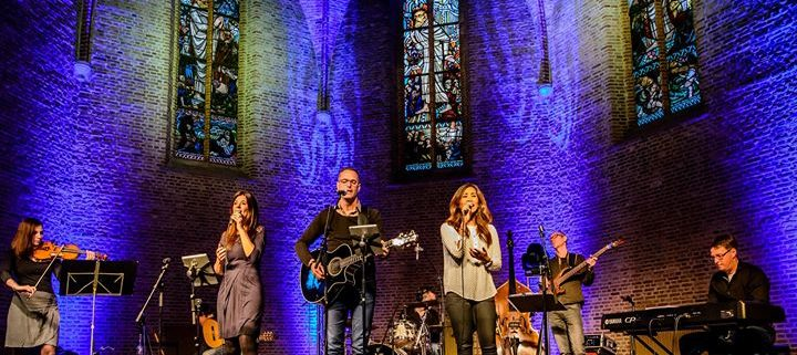 The Psalm Project benefietconcert Prinsekerk Rotterdam